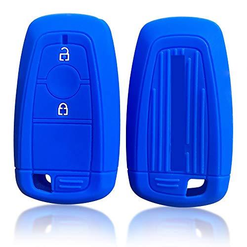 Soporte para Ford Ranger Raptor Pickup Car Key Cover Case Smart Remote...
