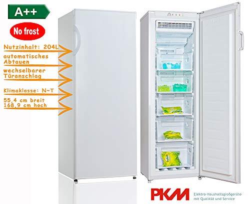 PKM GS 212.4 A++ NF Gefriergerät/A++ / 183 liters
