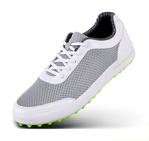 PGM Golf Schuhe Herren Outdoor Wasserdicht Atmungsaktive Anti-Skid Golfschuhe Laufschuhe Turnschuhe für Männer