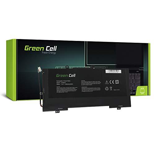 Green Cell Batterie pour HP Envy 13-D002NP 13-D002NS 13-D002NV 13-D002TU 13-D002UR 13-D003LA 13-D003NA 13-D003NF 13-D003NG 13-D003NL 13-D003NO 13-D003NP Portable (3270mAh 11.4V Noir)