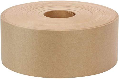 Adstape Reinforced Gummed Kraft Paper Packing Tape