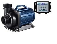 Gamme de pompes réglables à un prix très intéressant. Grâce à la commande externe, vous pouvez régler le débit (et donc la consommation d'énergie) sur une puissance allant de 30 à 100 %. Cette commande permet également d'éteindre la pompe.