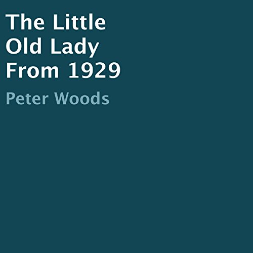 The Little Old Lady from 1929 cover art
