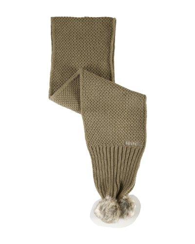 Bench Damen Mütze, Schal & Handschuh-Set Schal Hudson Braun (lead gray marl) One Size