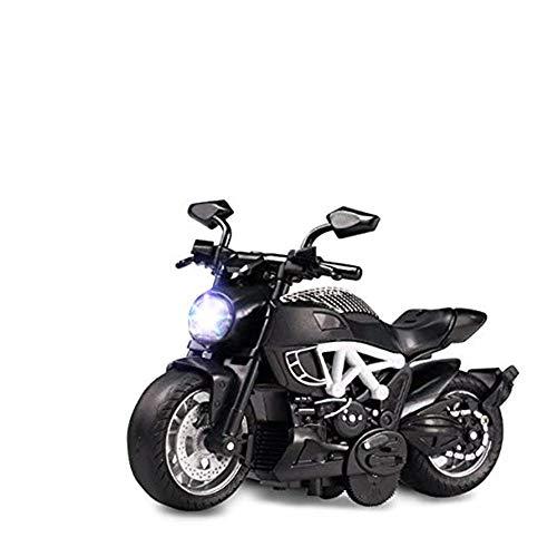 ALLCELE - Motorräder für Kinder in Weiß, Größe 3 Jahre