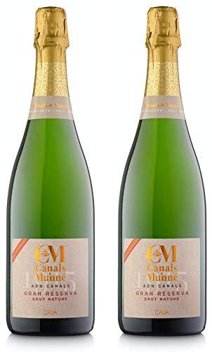 Cavas Canals & Munné -2 botellas de cava