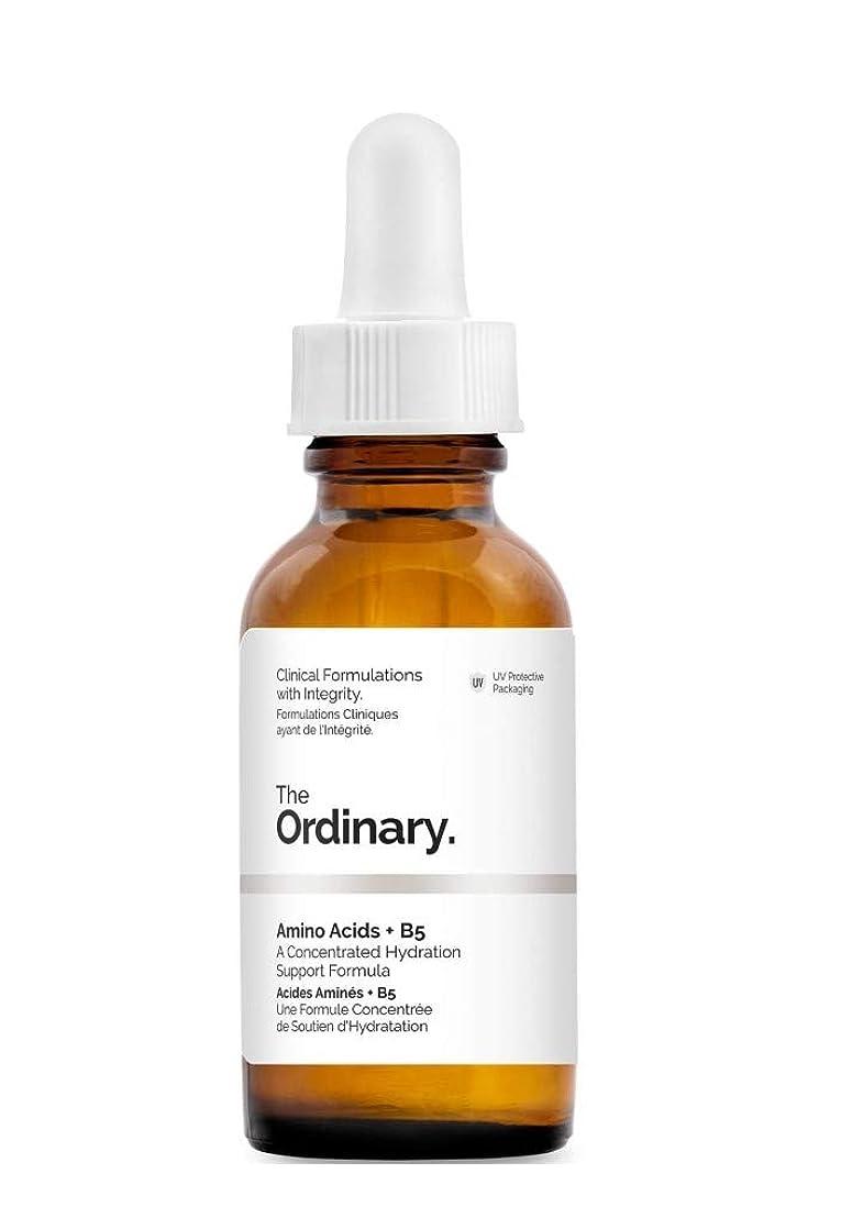 遺産テレビ対話The Ordinary☆ジ オーディナリーAmino Acids+B5(アミノ酸 + B5)30ml [並行輸入品]