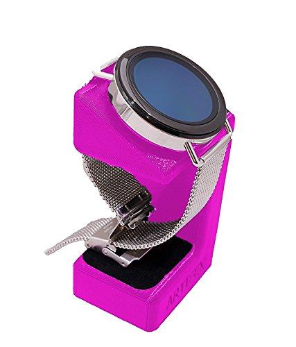 Artifex Design Stand configurato per Skagen Falster Connected Smartwatch Stand di ricarica, non adatto a Skagen Falster 2 HR Model (rosa)
