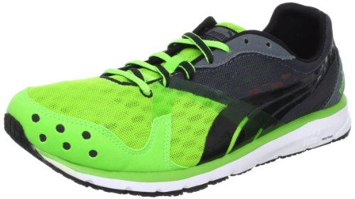 Puma Scarpe per Running Faas 300 V2 Jasmine Uomo, Green/Turbulence/Black, Colore Verde (Misura EUR 42)