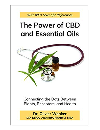 The Power of CBD and Essential Oils: Connecting the Dots Between Plants, Receptors, and Health