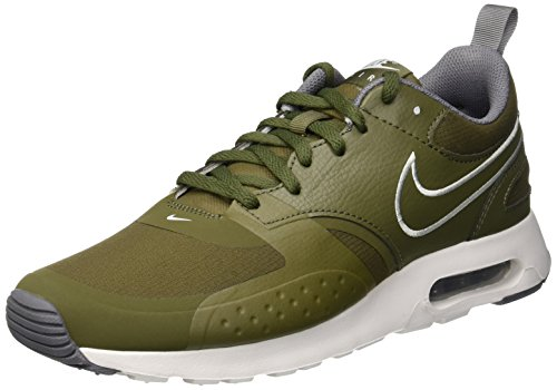 Nike Air Max Vision Se, Chaussures de Gymnastique Homme, Vert (Medium Olive/Barely Grey/Cool Grey 202), 38.5 EU