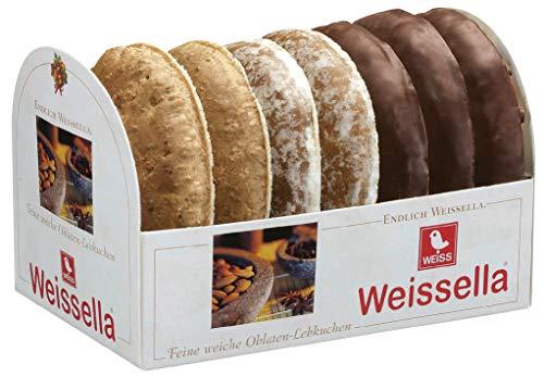 Weiss - Oblaten-Lebkuchen \'Weissella 3fach\' - 200g
