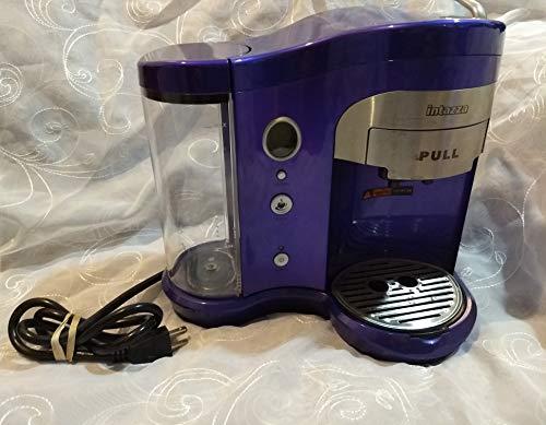 Find Bargain Intazza Suncana Coffee Pod Brewer H701A - Purple