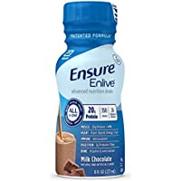 16-Count Ensure Enlive Meal Replacement Shake