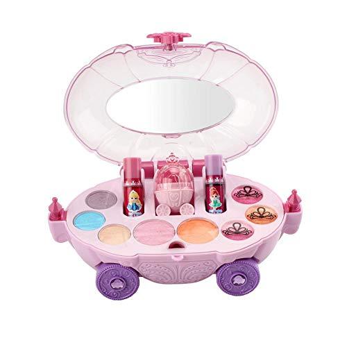 Zauber-Mädchen Täuschen Spiel-Verfassungs-gesetzte Kosmetische Ausrüstung Vor Ungiftiges Weihnachtsgeschenk-Spielzeug-Prinzessin Designer
