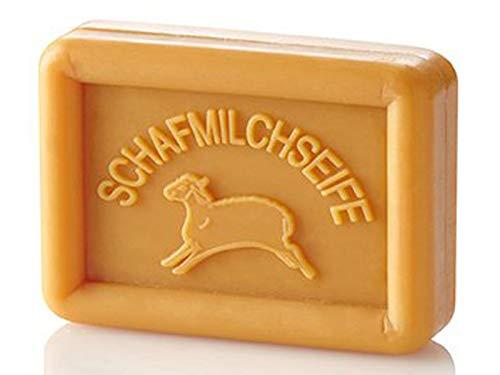 Ovis Schafmilchseife Honig eckig 100g