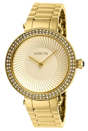 Invicta 27005 Specialty Reloj para Mujer acero inoxidable Cuarzo Esfera