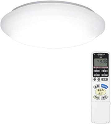 【Amazon.co.jp限定】日立 LED シーリングライト 連続調色・連続調光 ~8畳 本体日本製 [よみかき]機能搭載 LEC-AH800UAZ