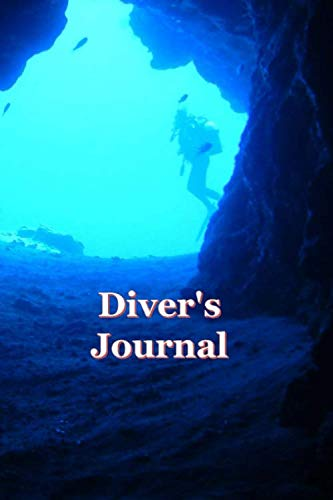 Diver's Journal: A Deep Dive Record Book