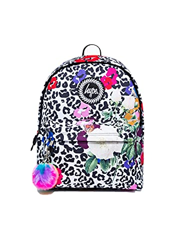 HYPE Leopard Floral Backpack BTS21001