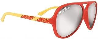 fITtprintse Occhiali da Sole a Prova di Esplosione Occhiali da Equitazione per Esterni Occhiali da Sole da Motociclista per Motociclisti da Bicicletta