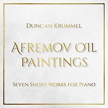 Afremov Oil Paintings