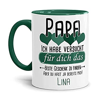 Amazon - Save 80%: DIY Dad Mug Cup Father's Day Gift Father's Gift Desktop Decoration Dorc…