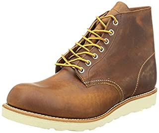 "Red Wing Heritage Men's Round 6"" Boot (B007XOPT0W) 