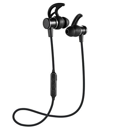 2. LILIKU - Auriculares Bluetooth deportivos