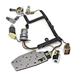 4L60E Transmission Master Solenoid Kit For GM EPC Shift TCC 3-2 PWM 1993-2002 7pc Set