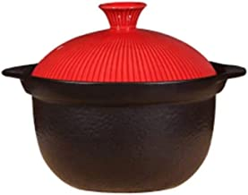 WZWHJ Casserole, double lid design, long lasting heat preservation, hollow handle, easy to hold