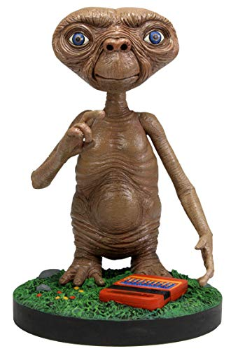 NECA Cabezon Figura 18 cm Head Knocker E.T. El Extraterrestre (55060)