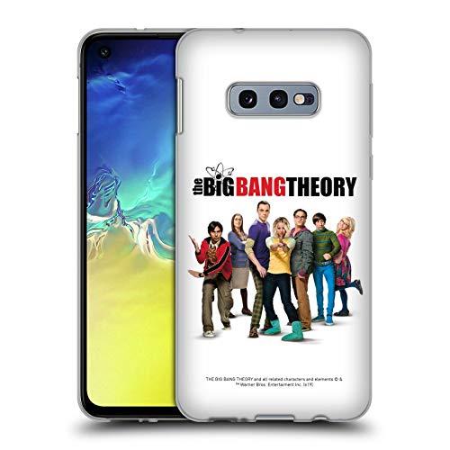 Head Case Designs Offizielle The Big Bang Theory Staffel 10 Schluessel Kunst Soft Gel Huelle kompatibel mit Samsung Galaxy S10e