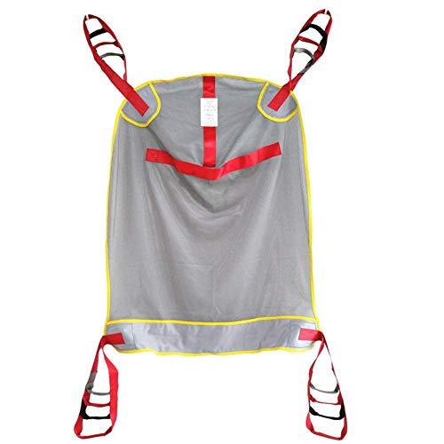 RZM Ganzkörper-Gitter-Schlinge, für Patienten, hilft beim Umtragen von Patienten, langlebig, medizinische Ausrüstung für Bariatrische und Handicap-Transfergürtel (Farbe: -, Größe: -)