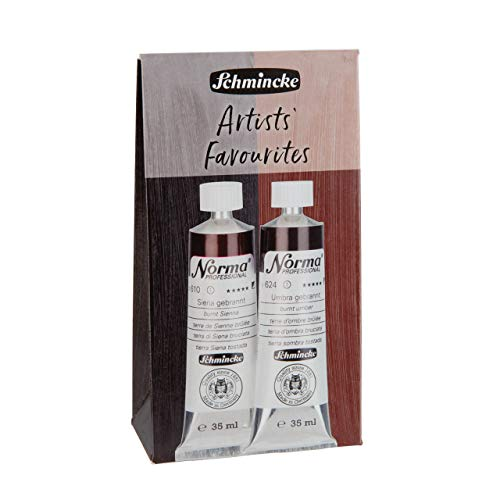 Schmincke Artists Favourites 2 x 35ml Norma Professional Öl 71 713