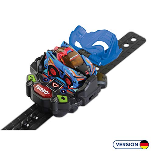 Vtech Turbo Force Racers - Race Car blau, Ferngesteuertes Auto, Mehrfarbig