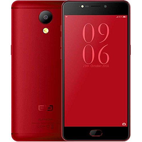 Elephone P8 4G 64GB Dual-SIM wine red EU