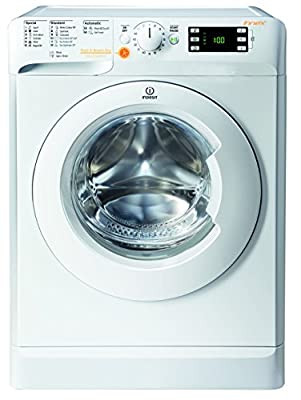 Indesit XWDE961680XW Washer Dryer 1600 RPM Spin White