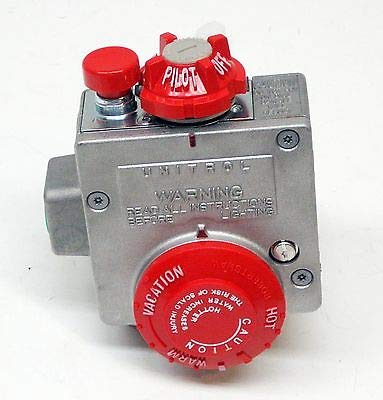 Gas Water Heater Thermostat Valve for Robertshaw 110-326 (R110RTS)