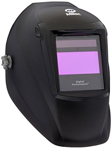 Auto Darkening Welding Helmet, Black, Digital Performance, 3, 5 to 8/8 to 13 Lens Shade