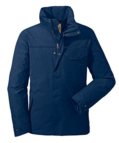 Schöffel Herren Jacket San Jose Jacke, Dress Blues, 54