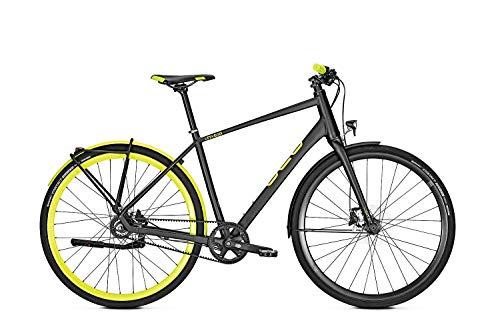 Univega Geo Light Ten Urban Bike 2020 (60, Magicblack matt (Herren))