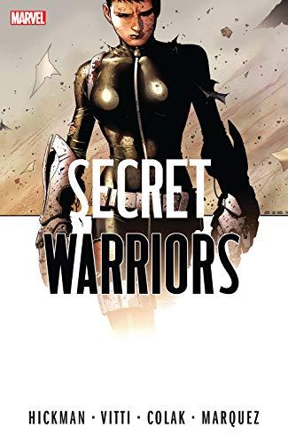 Secret Warriors: The Complete Collection Vol. 2: The Complete Collection Volume 2 (Secret Warriors (2008-2011))