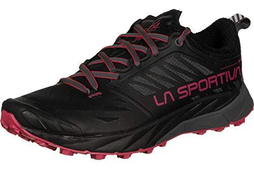 La Sportiva Kaptiva GTX W Zapatillas de Trail Running Black/Orchid