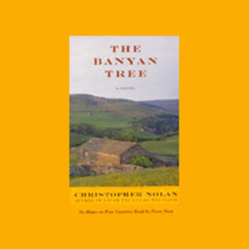 The Banyan Tree audiobook cover art
