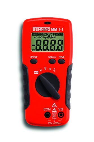 Benning MM 1-1 Digital-Multimeter, 044081