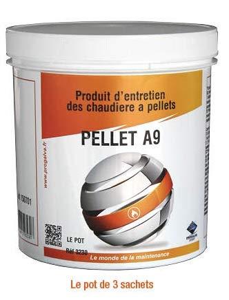 Pellet A9 Produit Dentretien Poêles Et Chaudières à Granulé Ref 3280