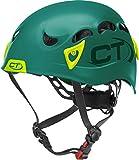 Climbing Technology Galaxy Casco Unisex - Adulto, Verde Oscuro/Verde, 50-61 cm