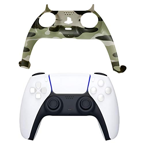 Decorative Strip for PS5 Controller, DIY Replacement Cover Decorative Trim Shell for PS5, Custom Decora Plates Cover for Playstation 5 Controller, PS5 Wireless ControllerAccessories