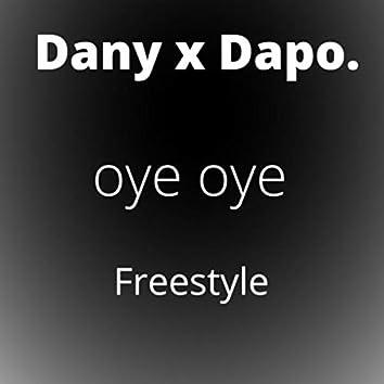 oye oye (Freestyle)